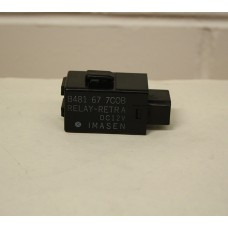 Mazda MX5 (Mk1) - Relay - RELAY-RETRA (B481 67 7COB) - fits 1989-1998