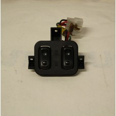 Mazda MX5 (Mk1) - Electric window switches (open back, short lead) - fits 1989-1998
