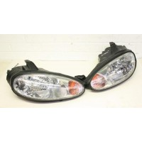 Mazda Roadster (Mk2) - Headlight - import only (pair) - fits 1998-2000