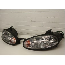 Mazda MX5 (Mk2) - Headlight (pair) - fits 1998-2000