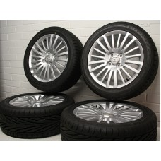 "Mazda MX5 (Mk1/2/2.5) - Wheels with tyres (Arctic) - 6j x 15"" - fits 1989-2005"