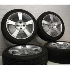 "Mazda MX5 (Mk1/2/2.5) - Wheels with tyres (Nevada) - 6.5j x 16"" - fits 1989-2005"