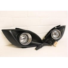 Mazda MX5 (Mk3.5) - Front fog light kit (upgrade) - fits 2009-2013