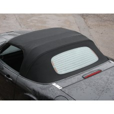 Mazda MX5 (Mk3/3.5/3.75) - Canvas (mohair) hood - including fitting service - fits 2005-2015