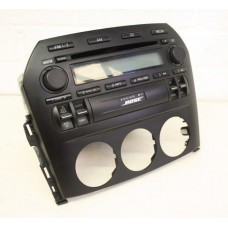 Mazda MX5 (Mk3) - Bose head unit (MP3) - fits 2005-2008